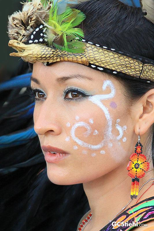 Aztec Snake Dancer