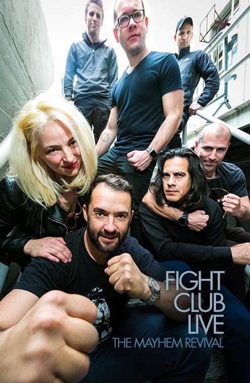 Fight Club Live : The Mayhem Revival