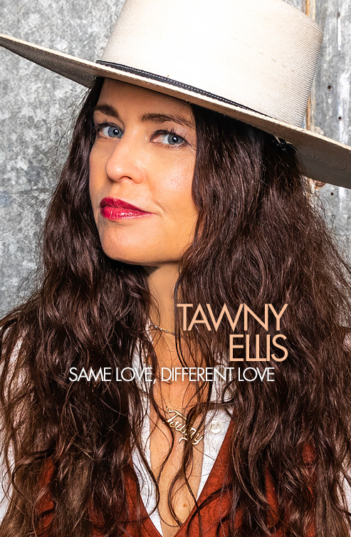 Tawny Ellis : Same Love, Different Love